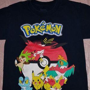Pokemon Tee sz 8